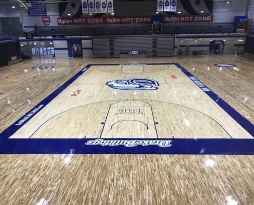 Drake University Robbins Sports Surfaces