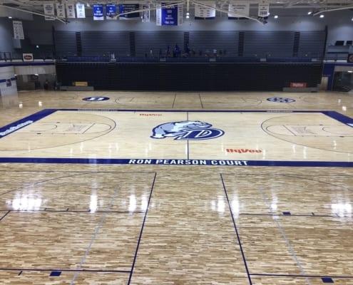 Drake University Robbins Sports Surfaces